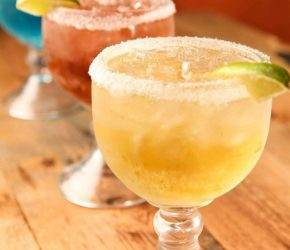 Chilled Margaritas