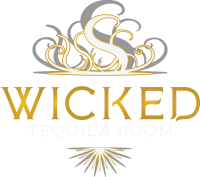 Wicked tequila Room Logo