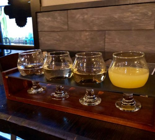 Tequila Flight