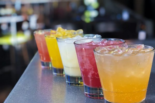 Flavored Margs