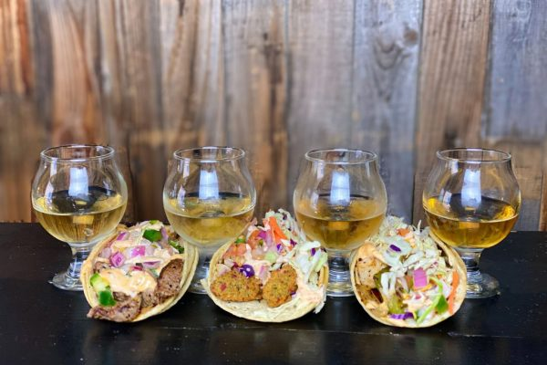 Taco/Tequila Pairing